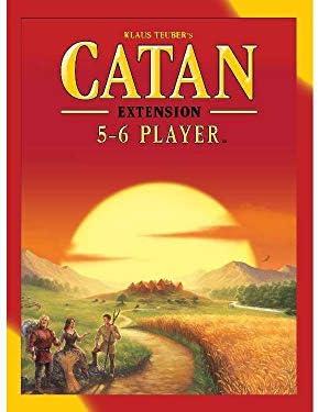 Catan 5-6 player Extension: Amazon.es: Juguetes y juegos