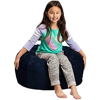 Amazon Com Sofa Sack Plush Ultra Soft Kids Bean Bag
