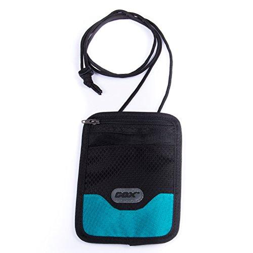 gox-passport-wallet-passport-holder-neck-wallet-neck-pouch-travel-wallet-size-small-turquoise