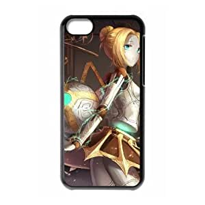 League Of Legends Iphone 5C Cell Phone Case Black 218y-027866