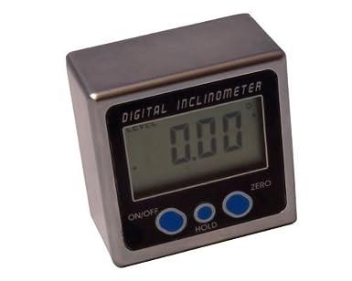 Digitaler neigungsmesser winkelmesser inclinometer inklinometer