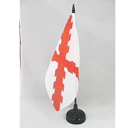 AZ FLAG Bandera de Mesa del DUCADO DE BORGOÑA 21x14cm - BANDERINA ...