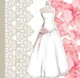 Antique Bridal Shower Gatefold Invitations 25 Per Pack