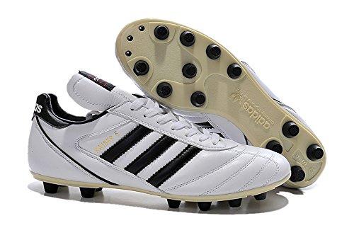 demonry Schuhe Herren Kaiser 5Liga FG weiß Fußball Fußball Stiefel