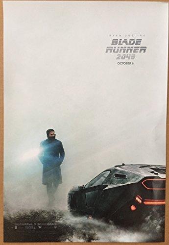 Blade Runner 2049 Movie Poster 1 Sided Original Mini Sheet 11X17 Ryan Gosling