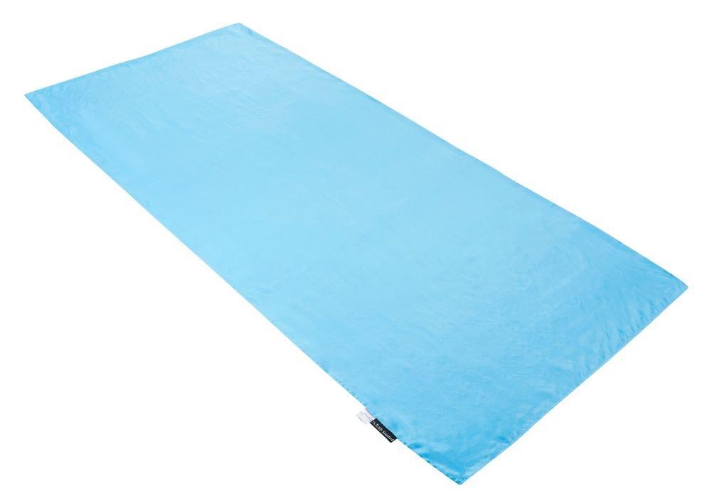 RAB Standard Silk Sleeping Bag Liner - Men's Zinc by RAB