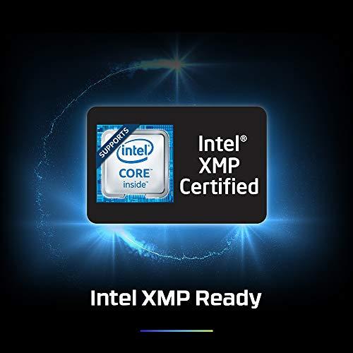 HyperX Fury 8GB 3000MHz DDR4 CL15 DIMM 1Rx8 Memoria de escritorio XMP negra Single Stick HX430C15FB3 / 8