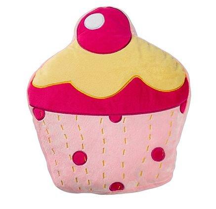Crystal Cojín para Cupcakes para niñas: Amazon.es: Hogar