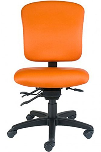 Office Master - Intensive Use 24-seven Mid Back Task Chair-IU54