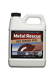 Workshop Hero WH290497 Metal Rescue Rust Remover - 1 Quart