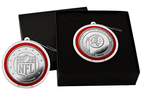 NFL Washington Redskins Ornament Coin, 8