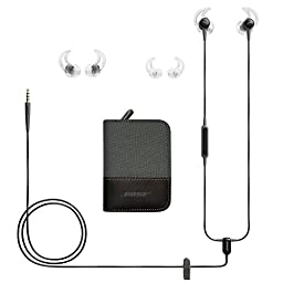 Bose SoundTrue Ultra in-ear headphones - Samsung and Android devices, Charcoal