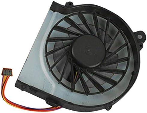Almencla Ventilador de CPU Enfriador de Laptop Piezas de Repuesto ...