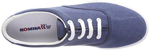 Blau 20001 Soling Damen Bootsportschuhe Jeans Romika UBIawY