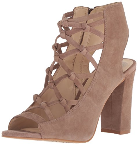 Vince Camuto Women's Stesha Heeled Sandal, Urban lux, 7.5 M US from Vince Camuto
