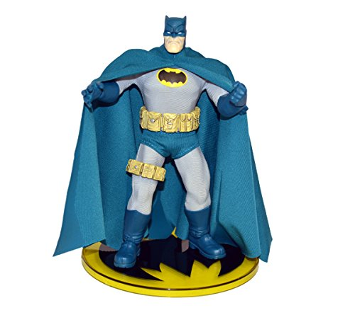 [Mezco Toys One:12 Collective: Batman: The Dark Knight Returns Action Figure] (Frank Miller Batman Costume)