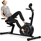 Best Recumbent Exercise Bikes - Merax Magnetic Recumbent Exercise Bike | 8-Level Resistance Review