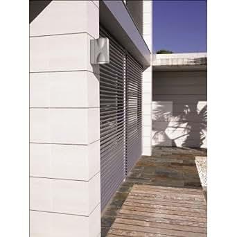 OUTDOOR 05-9371-34-T2 - Aplique de exterior, color gris