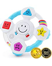BEST LEARNING My Spin & Learn Steering Wheel -Baby Toy