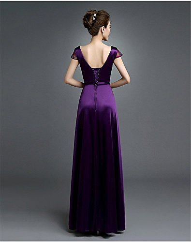 Damen Empire red Kleid Drasawee rosy 6vYwqq