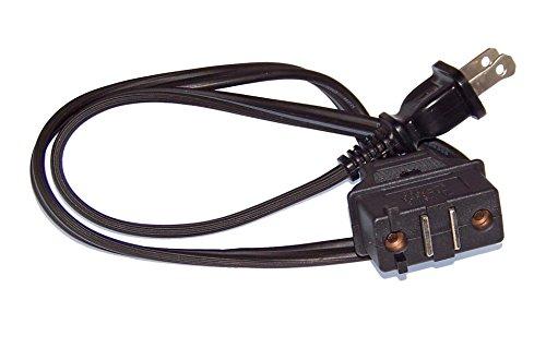 Price comparison product image OEM Delonghi Power Cord Cable USA Only Shipped For Delonghi D408DZ, D455DZ, D406DZ