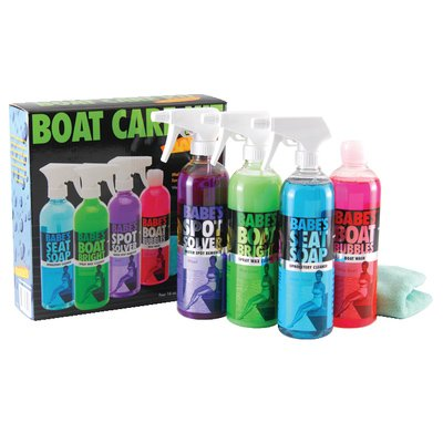 Babe's Boat Care Kit BB7500 by Babe's Boat Care