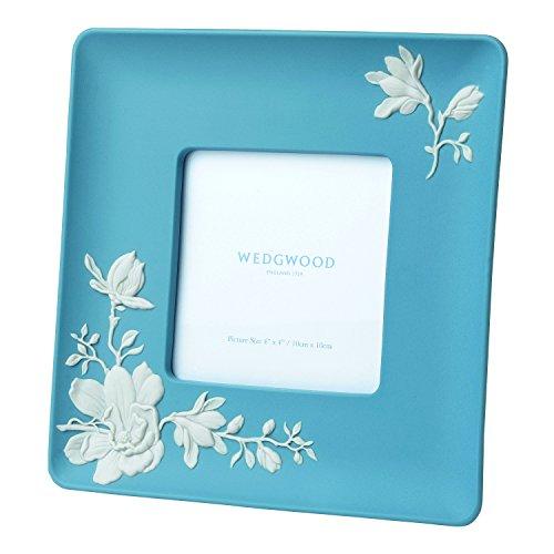 - Wedgwood Magnolia Blossom Frame 4x4, 4