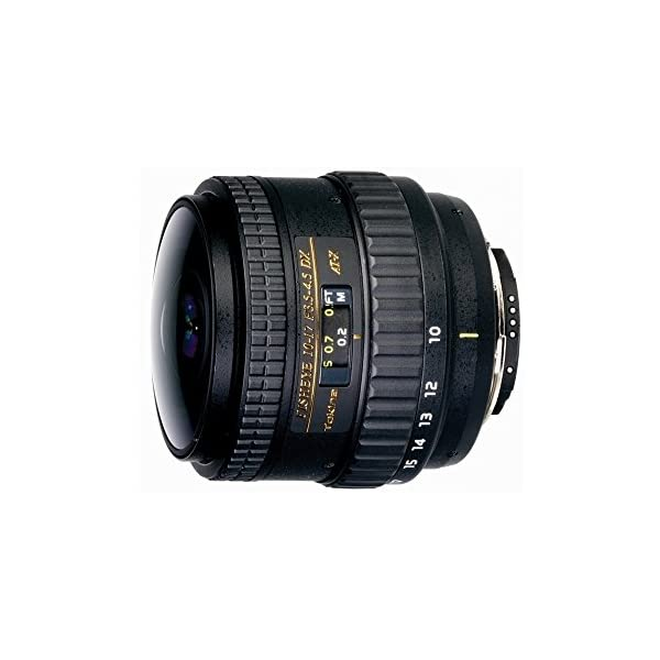 RetinaPix Tokina AT-X107 FX 10-17mm F3.5-4.5 for Canon FX DSLR Camera (Without Hood)