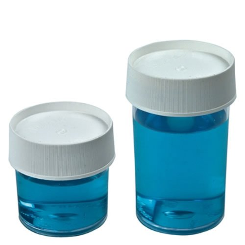 4 oz./125ml Nalgene Straight-Side Wide-Mouth Polycarbonate Jar