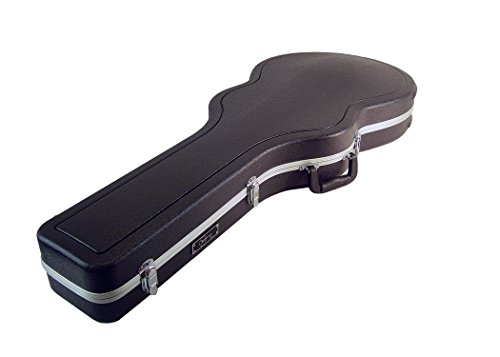 - ProRockGear RGM370C ABS Deluxe Les Paul Electric Guitar Case