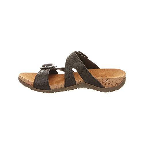 Bearpaw Kvinna Maddie Klack Sandal Svart Ii
