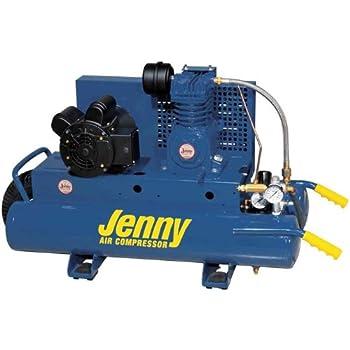 Amazon Com Jenny K15a 8p Single Stage Wheeled Portable