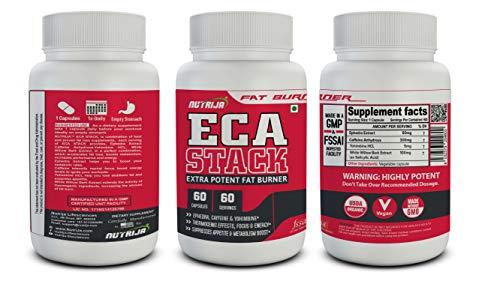 Efedrina, cofeina, aspirina - stiva ECA