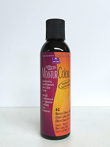 Avlon Affirm Moistur Semi-Permanent Hair Color System, 6G...
