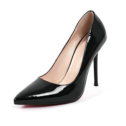 Nine SevenPumps - Sandalias con cuña mujer negro