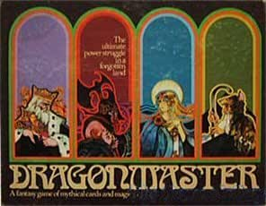 Dragonmaster: A Fantasy Game of Mythical Cards and Magical Crystals [BOX SET]