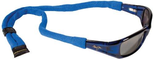 Croakies XL Cotton Suiters Eyewear Retainer, Royal