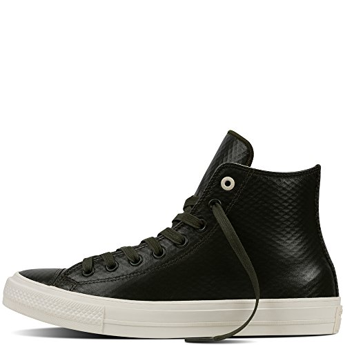 Scarpa All Leather Oliva Converse II Star xIBc0F