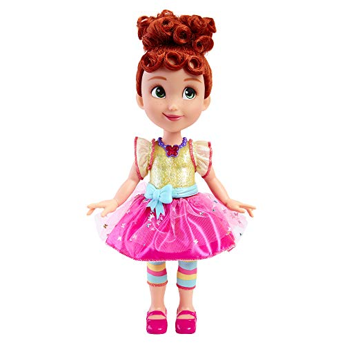 "Fancy Nancy Shall We Be Fancy, 15"" Talking Doll, 35+ Phrases, Colorful Lights & Music"