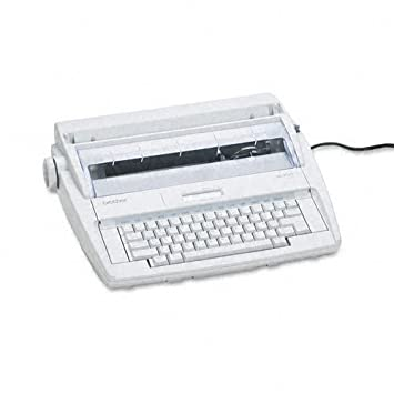 brtml300 - Brother ml-300 multilingüe Corrector ortográfico daisywheel máquina de escribir: Amazon.es: Electrónica