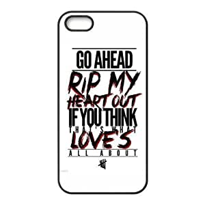 Fashion Case 5 Second of Summer 5sos Design TPU protective Snap On case cover 9QnaOTUGrRO Cover Skin For iPhone 5 5s