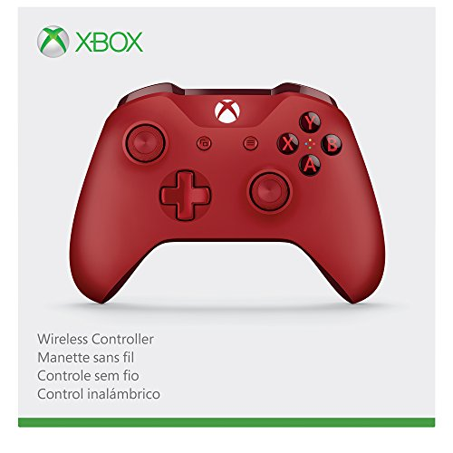 415vwckoctL - Xbox Wireless Controller - Red