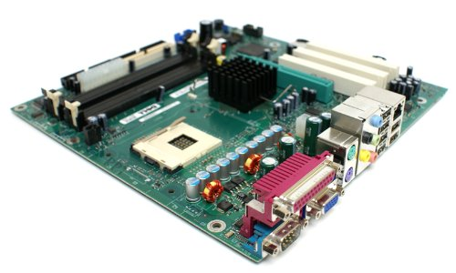 Genuine Dell Intel 865PE ChipSet Pentium 4 MotherBoard For Dimension 4600 (Ddr Sdram Dimm Dual Channel)