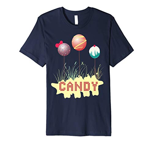 Cute Lollipop Candy T-shirt