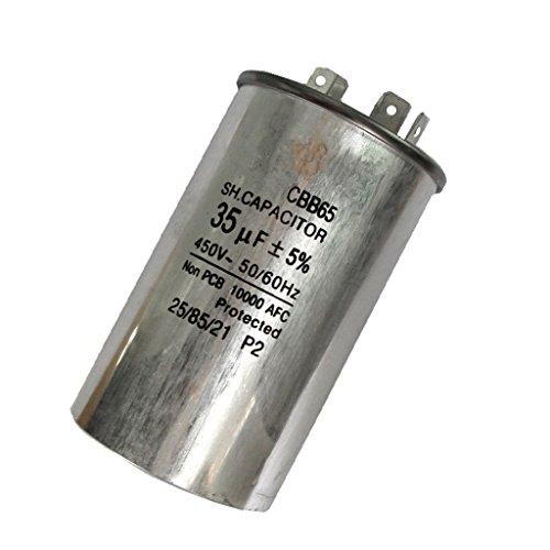 F Fityle Condensador de Accionamiento de Aire Acondicionado Aplicación: Accionamiento de Motor Unidad de Aire Acondicionado 450 V 35UF: Amazon.es: Bricolaje ...