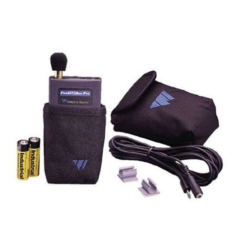 Pocket Talker Pro System (with EAR 014 Dual Mini Earphone)