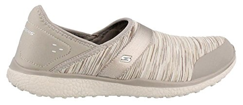 Skechers Womens Mircroburst - Greatness Taupe
