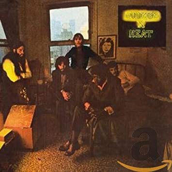 Hooker' N Heat: Canned Heat & John Lee Hooker: Amazon.fr: Musique