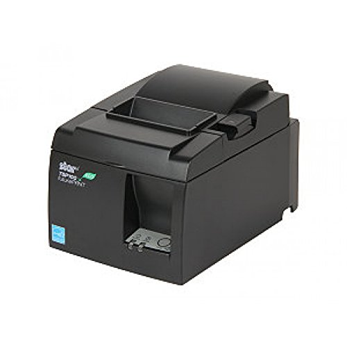 Best Price! Star MicronicsTSP143IIU GRY US ECO – Thermal Receipt Printer – Cutter – USB – Gray – Internal Power Supply and Cable Included