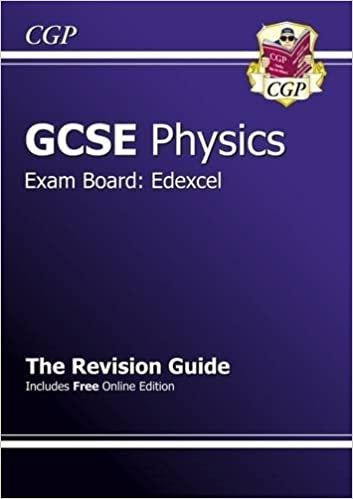 Book Gcse Physics Edexcel Revision Guide by Richard Parsons (2011-06-01)